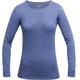 Devold Breeze - T-shirt manches longues Femme - bleu